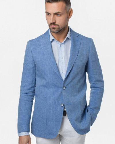 Голубой пиджак Arber