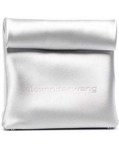 Kopertówka srebrna Alexander Wang