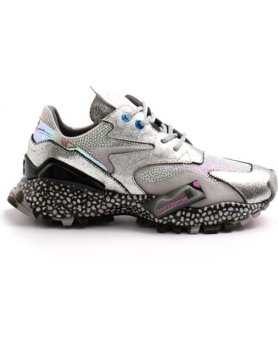 Szare sneakersy Cljd
