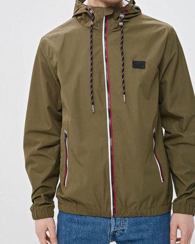 Куртка легкая зеленый Blend