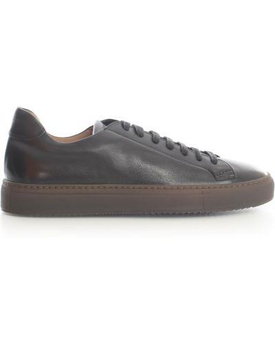 Loafers - czarne Doucal's