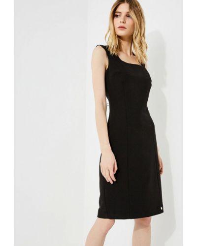 Черное платье футляр Blugirl Folies