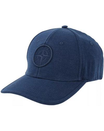 Niebieski kapelusz Stone Island
