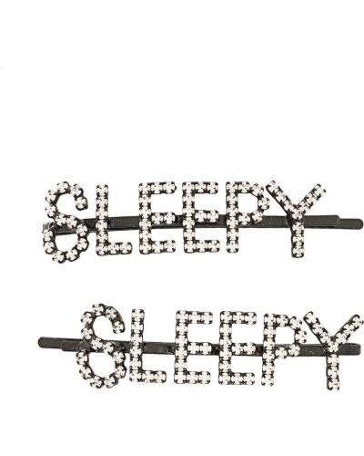 Srebro spinka do włosów Ashley Williams