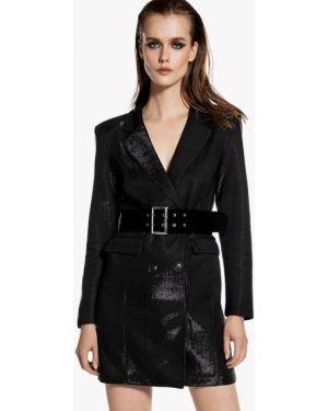 Платье - черное Ivyrevel