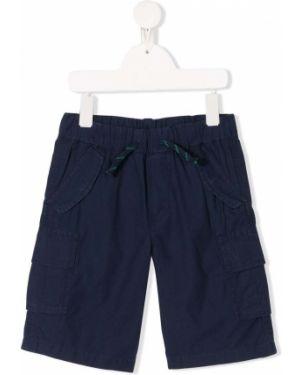 Шорты темно-синий короткие Ralph Lauren Kids
