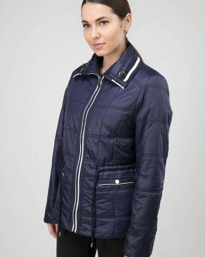Утепленная синяя куртка Ostrich