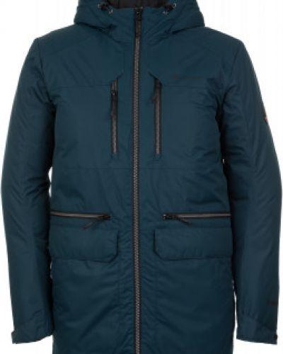 Зимняя куртка длинная с капюшоном Outventure