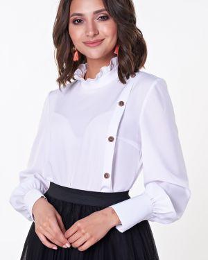 Блузка с воротником Valentina