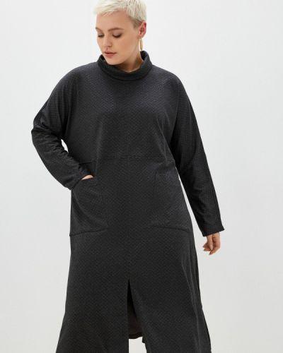 Повседневное платье - серое Svesta