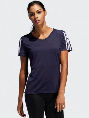 Спортивная футболка синий Adidas