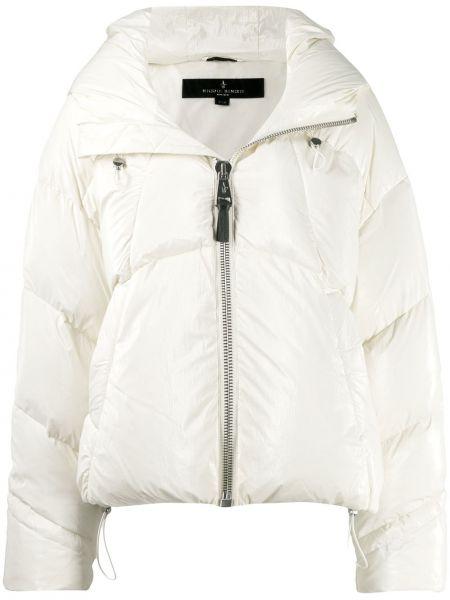 Куртка с капюшоном длинная оверсайз Nicole Benisti