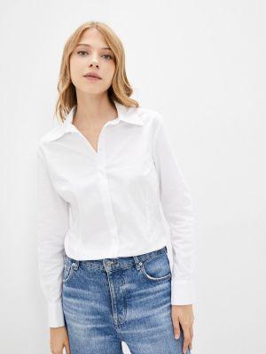 Блузка с длинными рукавами - белая Blauz