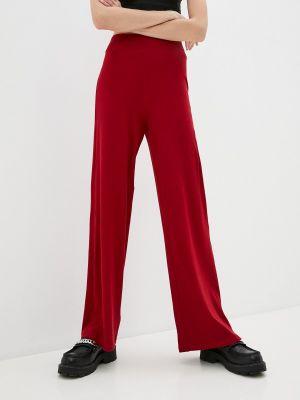 Красные брюки повседневные Teratai