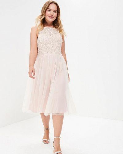 Розовое свадебное платье Dorothy Perkins
