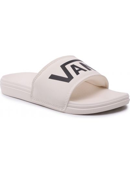 Sandały casual - białe Vans