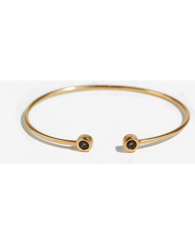 Серебряный браслет из золота золотой Parfois