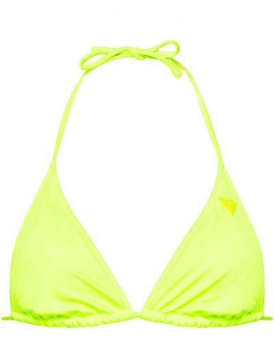 Żółty bikini Guess