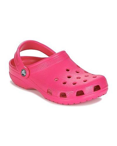 Chodaki, różowy Crocs