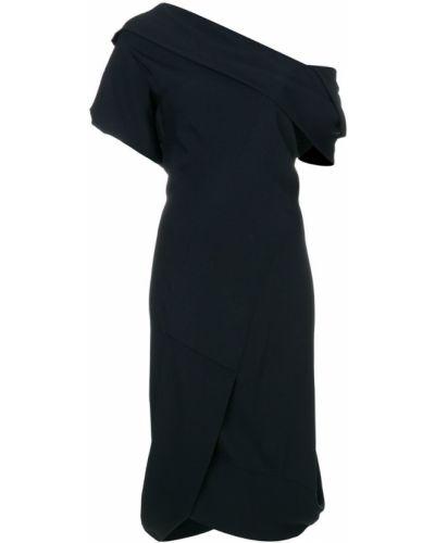 Платье миди приталенное на одно плечо Vivienne Westwood