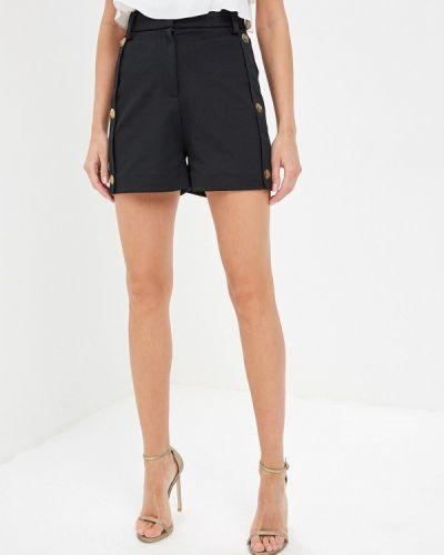 Черные шорты Versus Versace