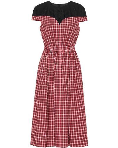 Платье миди винтажное Fendi