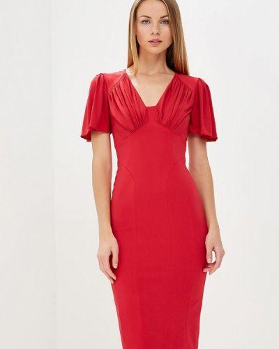 Красное вечернее платье Karen Millen