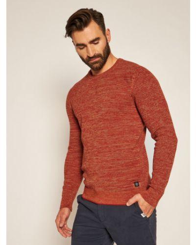 Sweter - pomarańczowy Marc O'polo