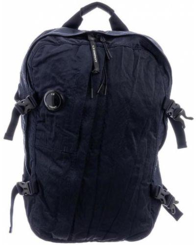 Niebieski plecak pikowany C.p. Company