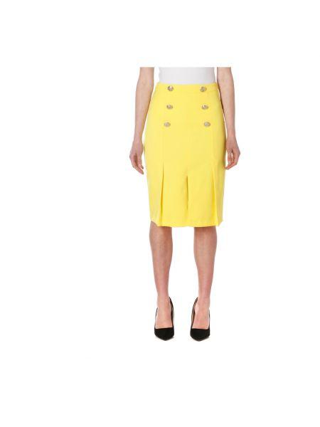 Żółta spódnica Alessia Santi