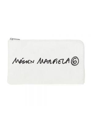 Biała kopertówka Maison Margiela