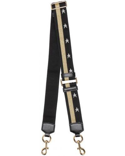 Ремень металлический черный Marc Jacobs