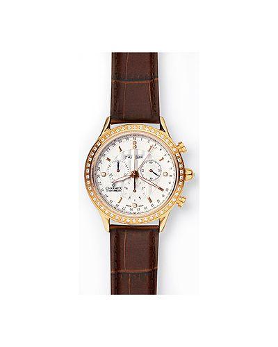 Часы швейцарские серебряный Charmex