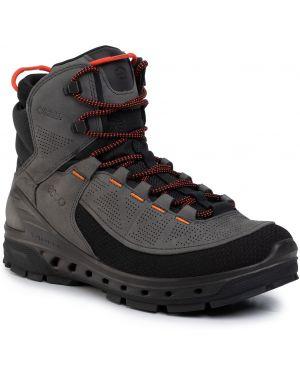 Buty czarne Ecco
