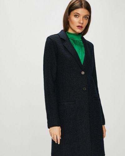Утепленная куртка прямая на пуговицах Only
