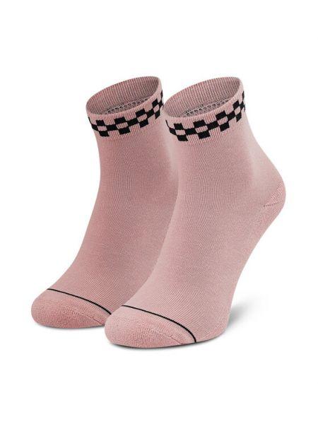 Skarpety - różowe Vans