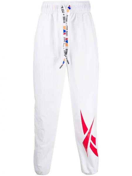 Białe spodnie Reebok By Pyer Moss