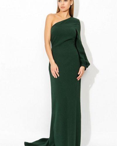 Зеленое платье Tutto Bene