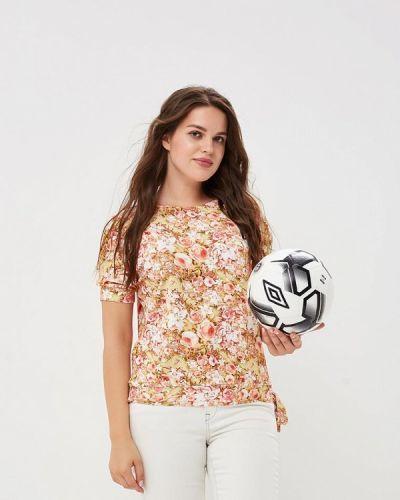 Блузка с коротким рукавом Лори