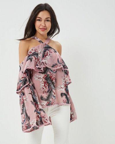 Розовая блузка Glamorous