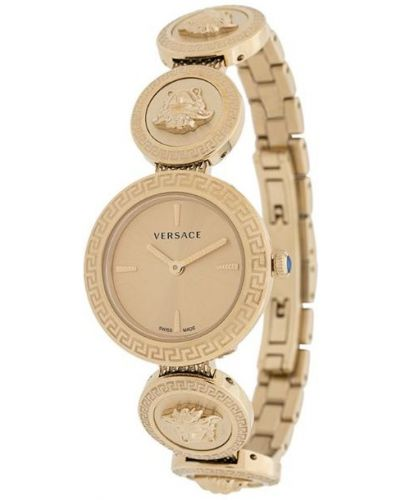 Часы с круглым циферблатом Versace
