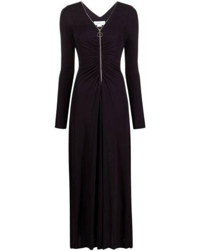 Sukienka - czarna Victoria Beckham