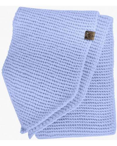 Голубой шарф Anmerino