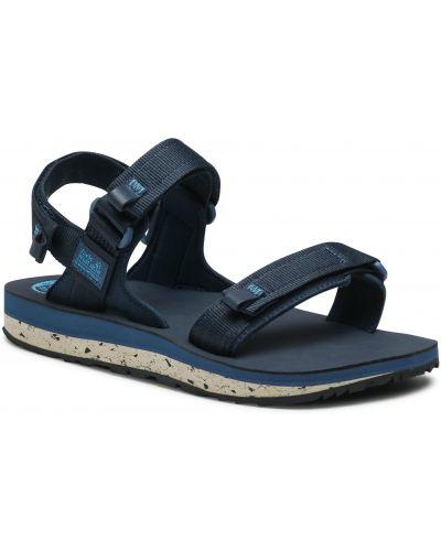 Sandały - niebieskie Jack Wolfskin