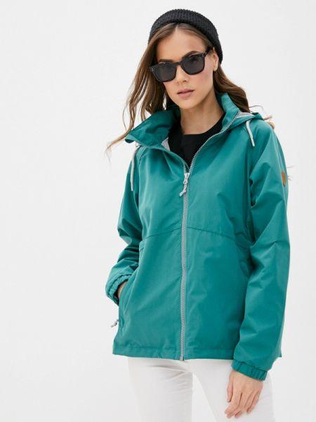 Облегченная бирюзовая куртка Trespass