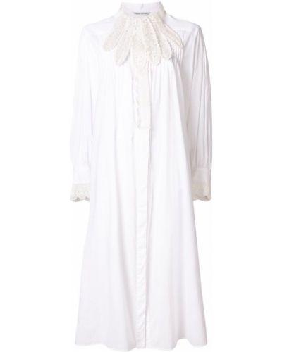 Платье ажурное шифт Tsumori Chisato
