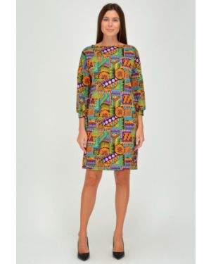 Платье миди платье-сарафан прямое Viserdi