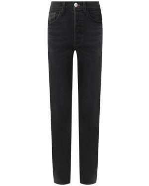 Хлопковые джинсы 3x1
