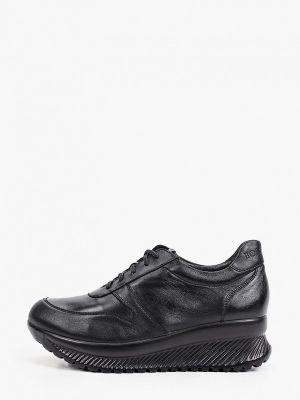 Низкие кроссовки - черные Bosccolo