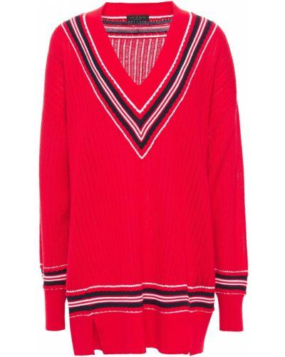 Sweter wełniany w paski Rag & Bone